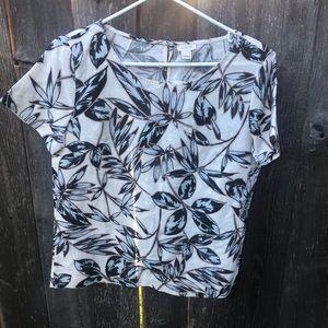 🆕 J. Crew Cotton Linen Shirt